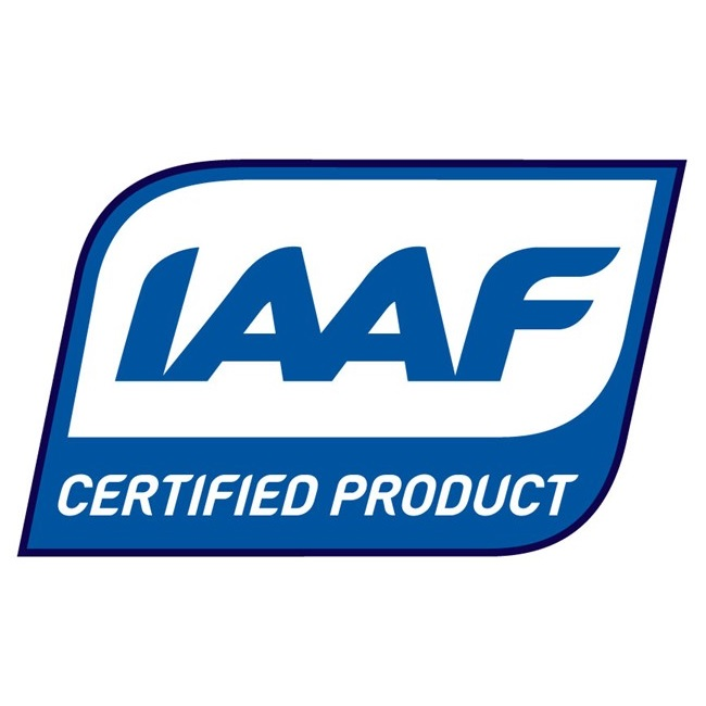 artec - Produkte sind IAAF zertifiziert