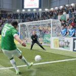 Traditionsmasters - Fußballtor von artec Sportgeräte