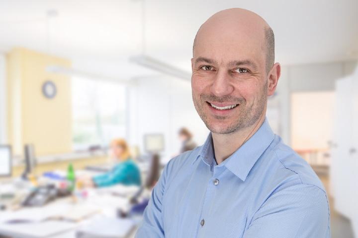 Ingo Borgmann - Technische Leitung im artec Team