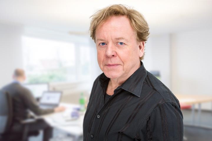 Roland Gröschel aus dem Team von artec Sportgeräte