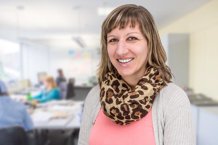 Steffi Heinze - Einkauf und Logistik