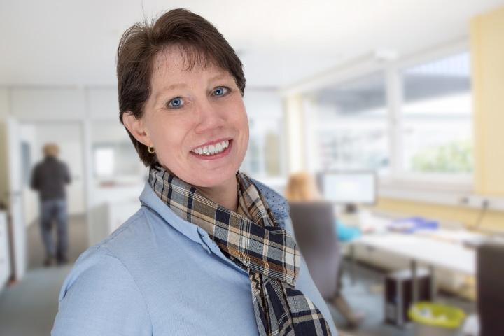 Kerstin Knigge - Vertrieb und Projektabwicklung