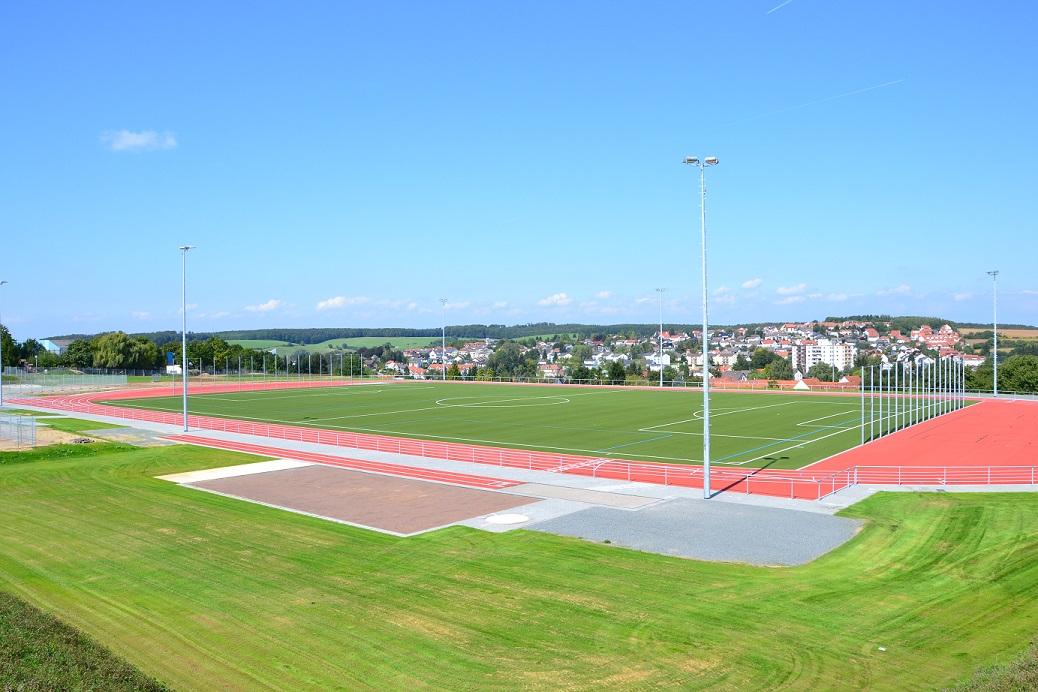 artec liefert Fußballtore und Sportgeräte nach Ober-Ramstadt