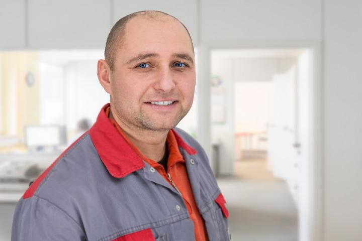 Mihail Teaca - Service und Projektleitung