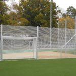 Soccer Court Frankfurter Ostpark innen