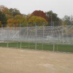 Soccer Court Frankfurter Ostpark außen