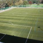 Fußballtore von artec für die Egidius Braun Sportschule