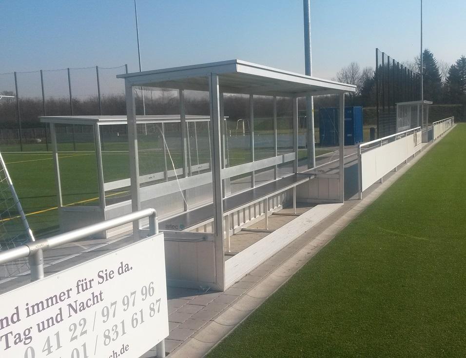 Geprüfte Sicherheit mit der artec Kippsicherung für Fußballtore