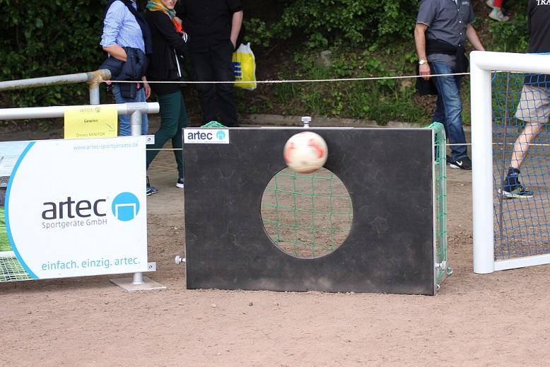Minitore mit Minitorwand von artec Sportgeräte