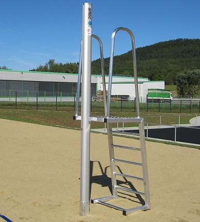 Volleyball - Schiedsrichterpodest von artec Sportgeräte