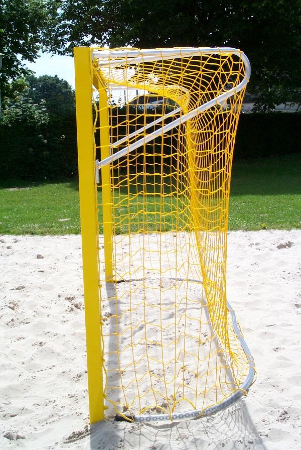 Beach-Handballtor für WUC 2018 München