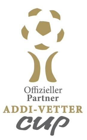 Weihnachts-Cup von Viktoria Georgsmarienhütte - Logo Addi - Vetter Cup