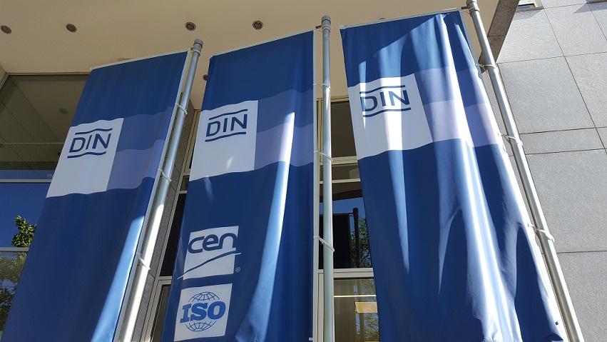 DIN-Sitzung in Berlin