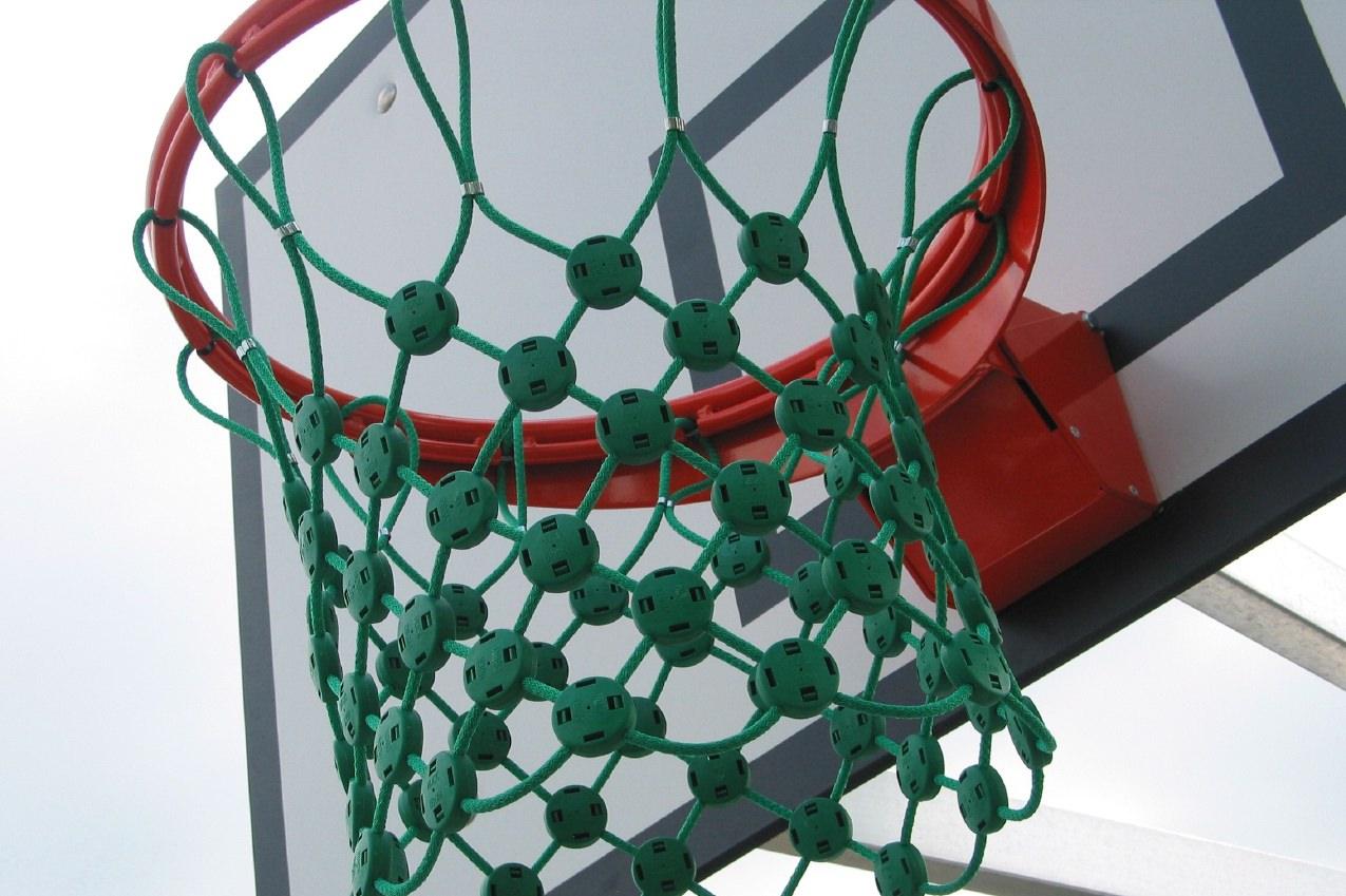 Basketballkorb für Basketball-Anlagen von artec Sportgeräte