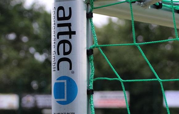 easytec Profil für Fußballtore von artec Sportgeräte