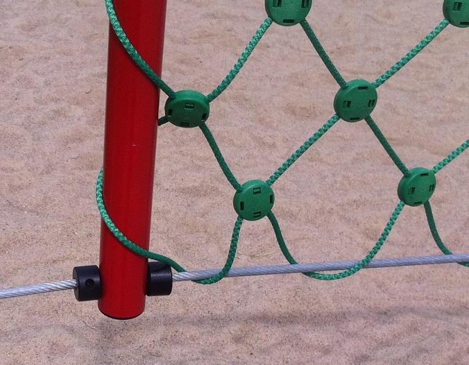 Volleyball - Netz Herkules von artec Sportgeräte