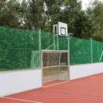 Soccercourt von artec bei der IGS Melle