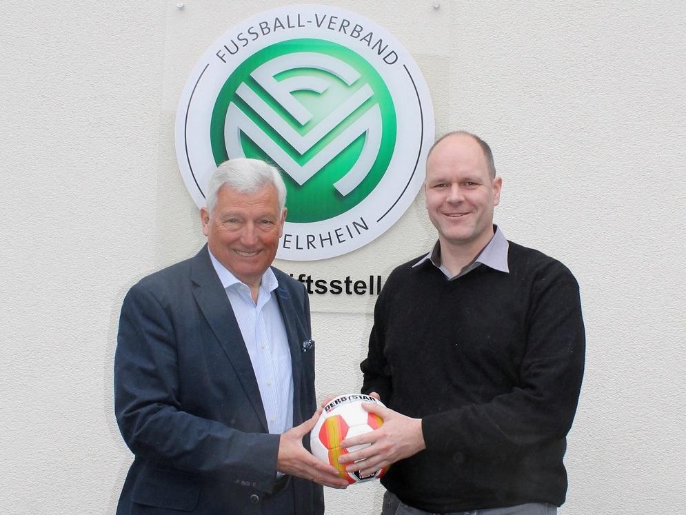 FVM Alfred Vianden und Dr. Holger Schmitz