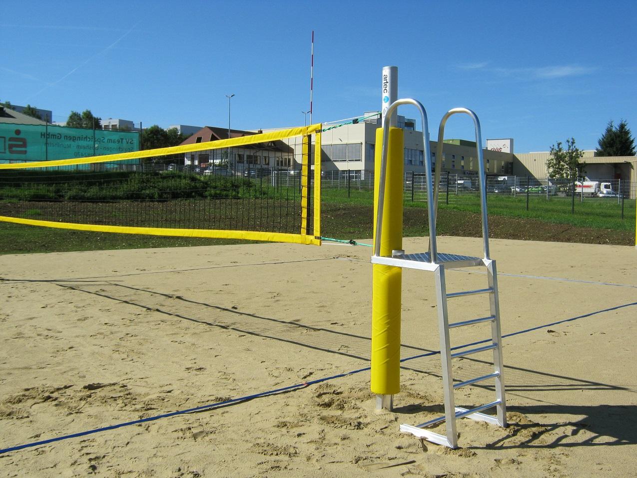 Beachvolleyball Anlagen artec