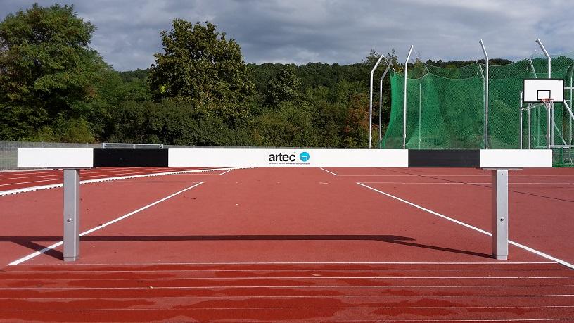 Stadion der Freundschaft in Görlitz mit artec Sportgeräte