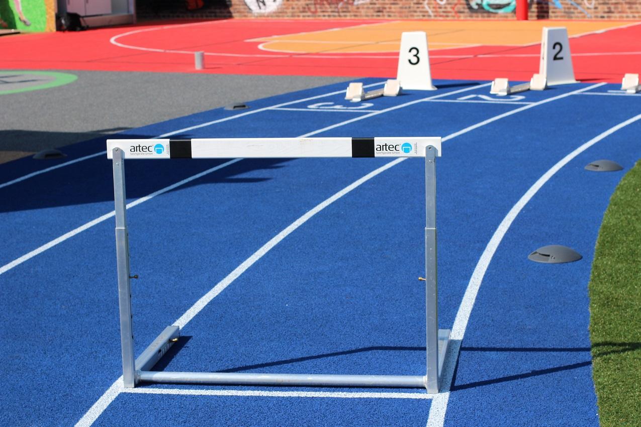 professional hurdles IAAF certificates manufacturer