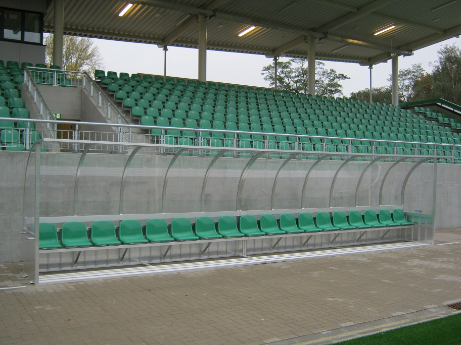 youth training centre hannover 96 team shelter