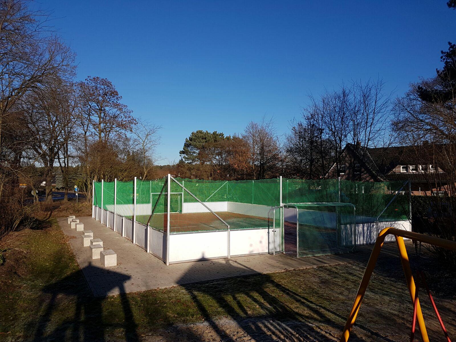 Soccer Feld von artec in Geeste