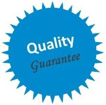 Quality guarantee by artec Sportgeräte