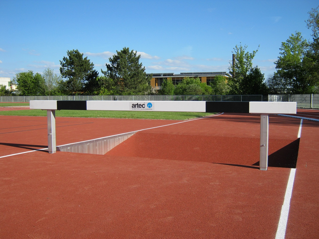 track and field equipment and soccer goals indonesia