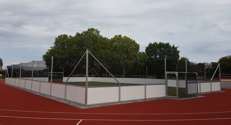 Neue Soccer Courts direkt vom Hersteller kaufen