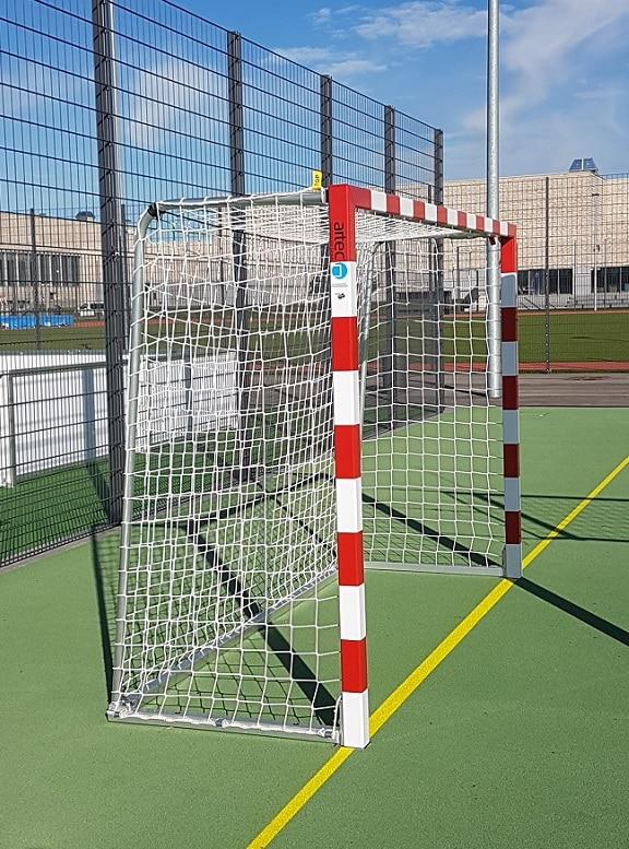 Handballtor aus Aluminium vom Hersteller artec