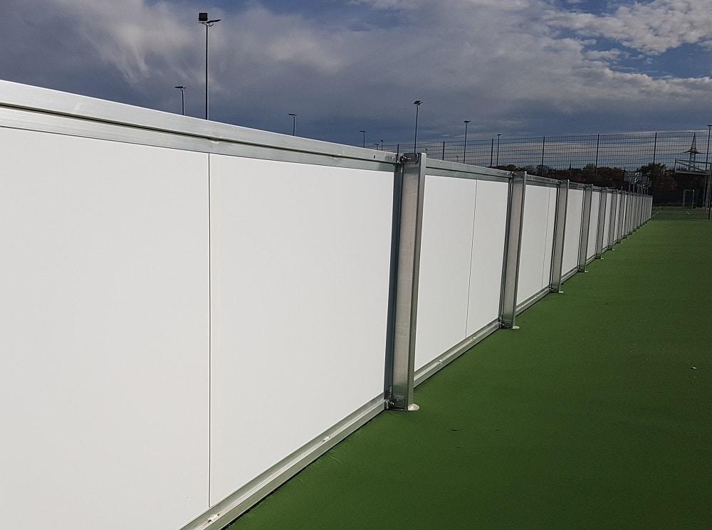 Soccer Court Spielfeldbande direkt vom Hersteller artec