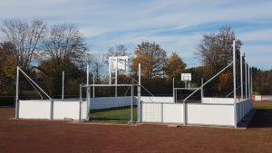 toller soccer court