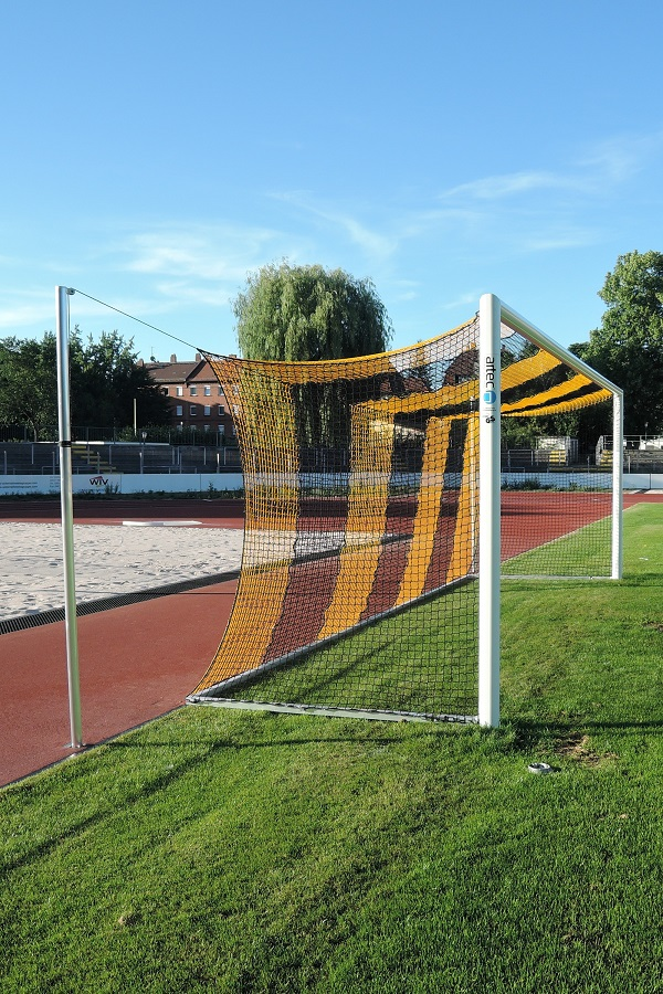 football goals tension rods