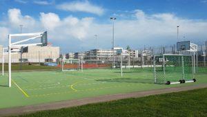 sportpark in freiham