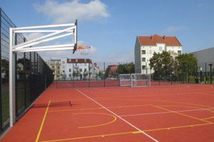 Sportanlage Bildungszentrum Runge Oranienburg