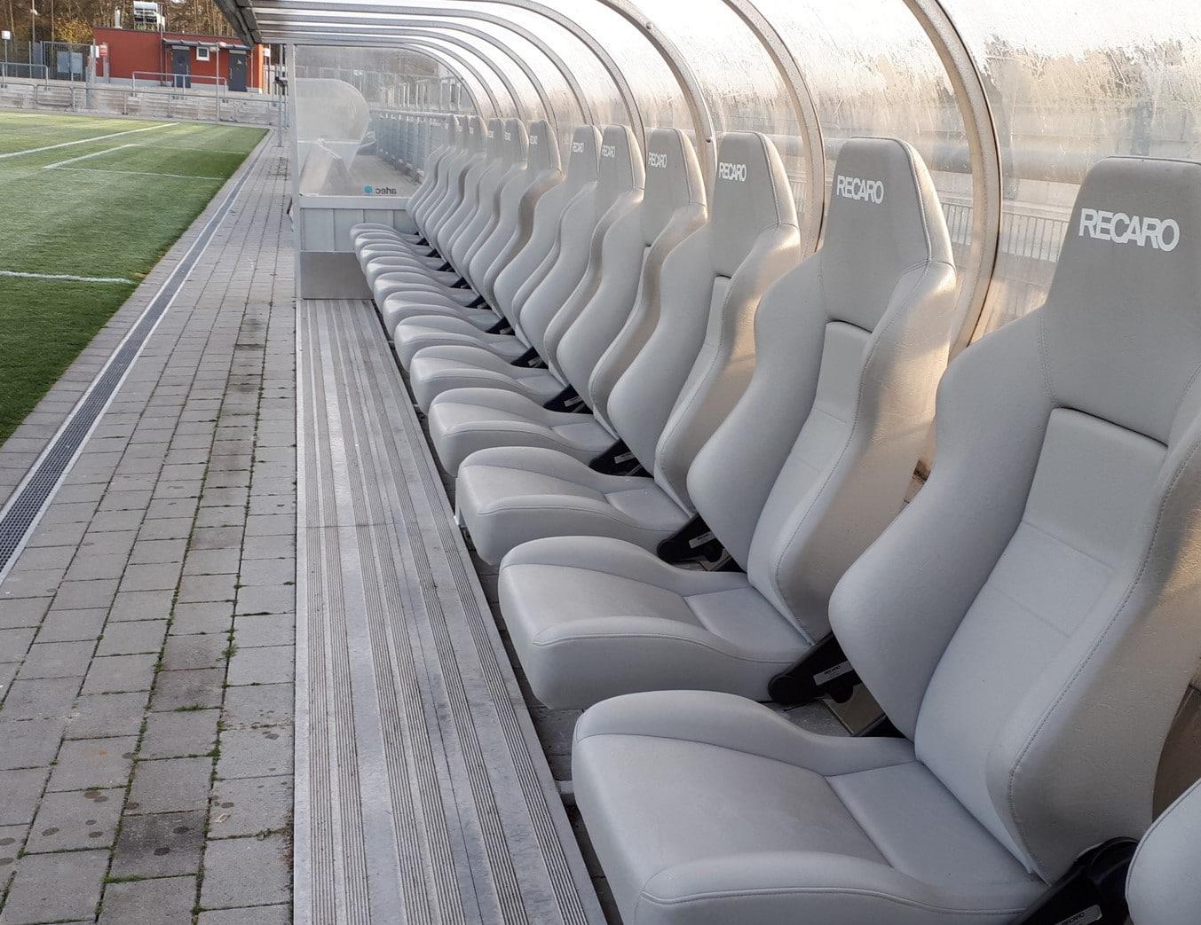 Recaro Sitze in Frankfurt
