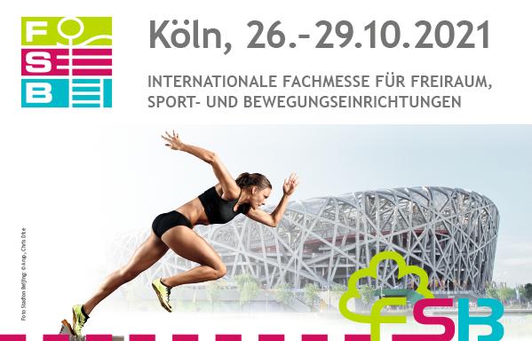 artec Sportgeräte auf der FSB 2021 in Köln